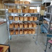 食パン本舗-店内