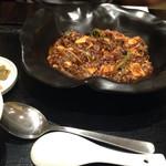 Meikekachuuka - 麻婆豆腐ライスセット