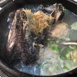 백제삼계탕 - 料理写真: