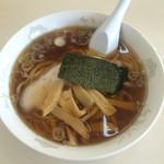 喜満 - 料理写真:ラーメン900円
