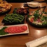 居酒屋だりやみ処一気 - 料理写真:宴会定番料理