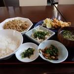 味平 - 料理写真:味平定食