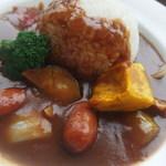 アランチェ - 夏野菜カレー500円
