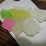 和菓子 村上 - 料理写真:かなりザクザク食感