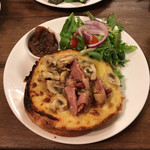 SALLY LUNN'S HISTORIC EATING HOUSE - 料理写真:
