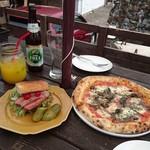 BALORICCO - PIZZA & SANDWICH
