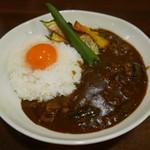 欧風土鍋カレー近江屋清右衛門 - キーマカレー(1200円)