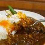 Cray pod curry Ohmiya Seiuemon - キーマカレー リフト