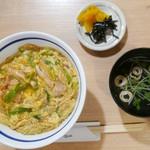大黒屋 - 親子丼(950円)