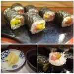 魚と肴 - とろたく(780円)