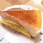 Patisserie Un樹 - クラフティチーズ 390円