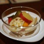アカバール - 野菜のピクルス