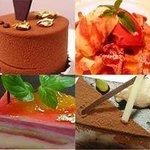 ポーム・ド・パン - 料理写真:熟練パティシエによる本格スウィーツ
