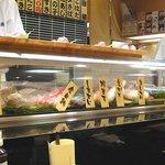 沼津魚がし鮨 - カウンター