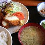 とんかめ - お昼の定食