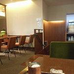 上島珈琲店 - 2階店内