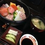 二代目 双幸 - 海鮮丼^Q^