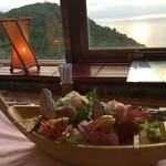 オーシャンビューリゾート岬 - 料理写真: