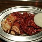 54001552 - 焼肉セットの肉