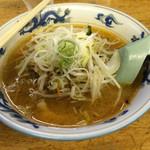 札幌軒 - 味噌ラーメン!
