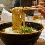 うどん職人さぬき麺之介 - 料理写真:カレーうどんリフトアップ