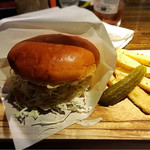 Steak&Hamburger Rock River Bar&Grill Burger Chop -
