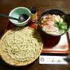 天徳 - 料理写真:鴨汁せいろ¥1400