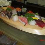 54003252 - お任せのお寿司