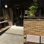 神楽坂 茶寮 - 一番乗り♪
