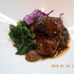 54004980 - 牛肉の赤ワイン煮込み