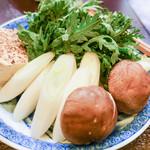 伊吹 - 野菜たち
