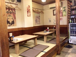 日吉丸 - 座敷