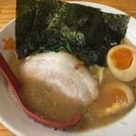 ラーメン大桜 - たまごラーメン(税込770円)