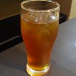 魚蔵 - ウーロン茶
