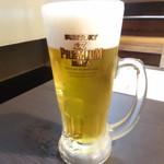 魚蔵 - 生ビール
