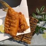 魚蔵 - ふぐの香味唐揚げ(ふぐコース料理・10品コース)