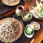 壱乃蔵 - 天婦羅蕎麦(税抜1,000円)