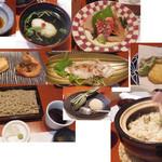 54013847 - 昼会席+土鍋たこ飯(オプション)