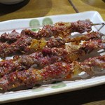 馬記 蒙古肉餅 - 羊肉串(羊カルビ)