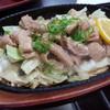 Kamado - 料理写真:ホルモン鉄板焼