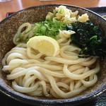 こがね製麺所 - ぶっかけ2玉(*´д`*)380円