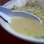 博多大砲ラーメン - スープ