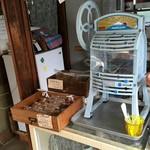 ミルカ - 手回し式のかき氷器
