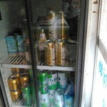 金福 - 冷蔵庫のドリンク 買うには少し勇気がいる