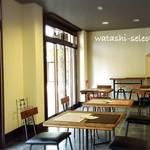 与八郎 カフェ&スイーツ - カフェスペース