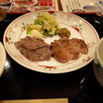 牛たん焼き仙台 辺見 - サービス牛たん定食