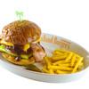 Island Burgers - 料理写真:ベーコン・エッグ・チーズバーガー