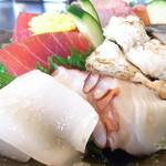 キッチンたきざわ - イカ タコ 鱧焼き霜