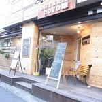 TONDAMACHI CAFE - 阪急富田駅の北側すぐ近く
