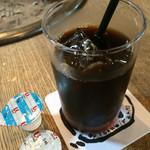 グルメリア但馬 - ★★★★ 神戸高見牛 網焼きランチコース アイスコーヒー
